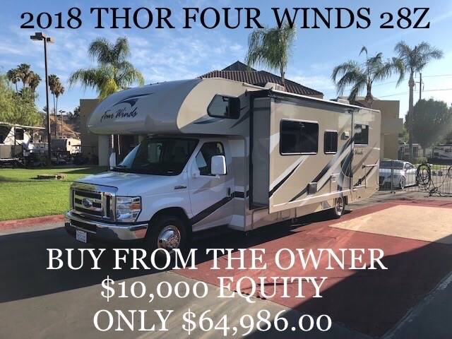2018 Thor Industries Four Winds 28Z - North America AZ