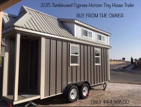2015 Tumbleweed Cypress Horizon