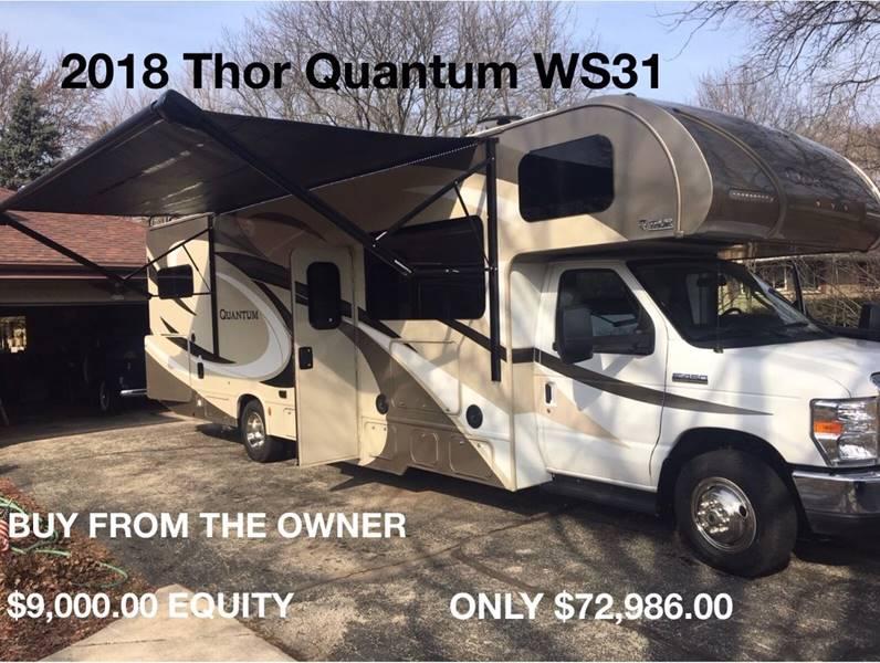 2018 Thor Industries Quantum WS31 - North America AZ