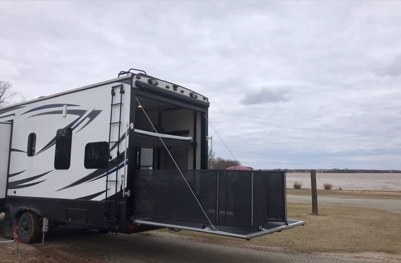 2016 Grand Design Momentum 350M  - North America AZ