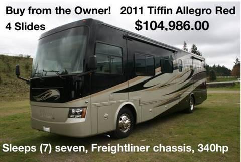 2011 Tiffin Allegro Red for sale in North America, AZ