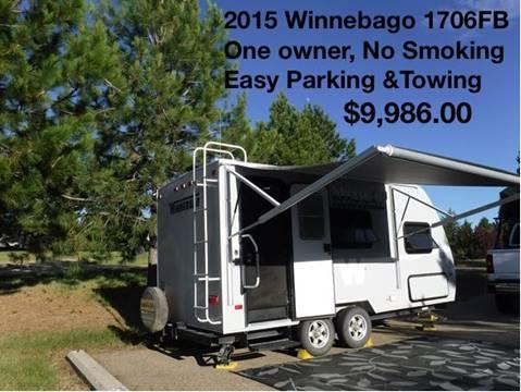 2015 Winnebago Micro Mini for sale in North America, AZ