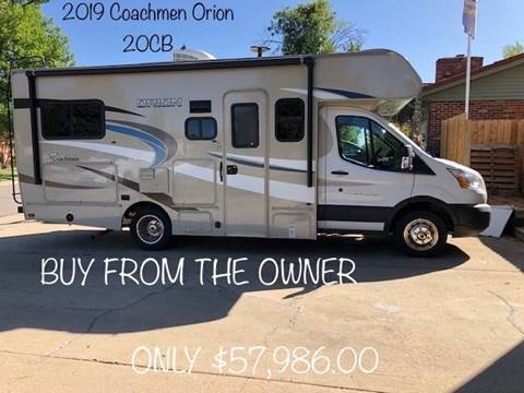 2019 Coachmen Orion