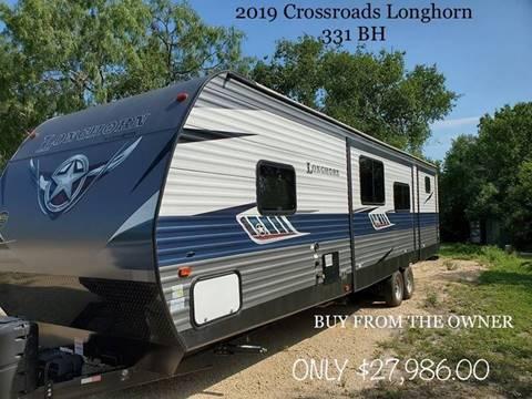 2019 Crossroads Longhorn