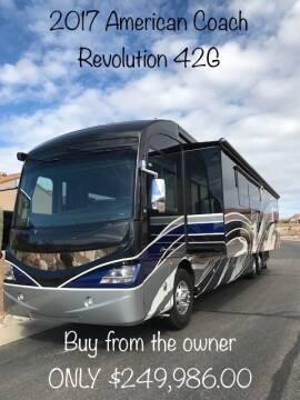 2017 American Coach Revolution