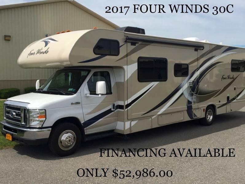 2017 Thor Industries Four Winds 30C - North America AZ