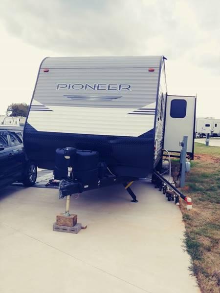 2019 Heartland Pioneer 275RE  - North America AZ