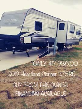 2019 Heartland Pioneer 275RE