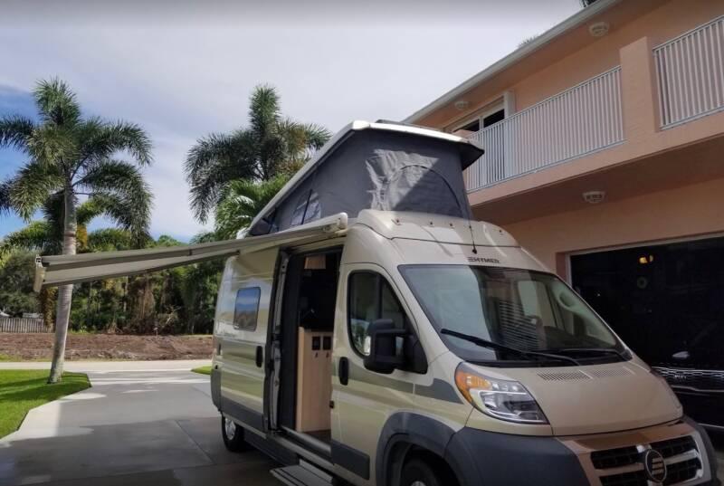 2019 Hymer Aktiv 2.0 Loft  - North America AZ