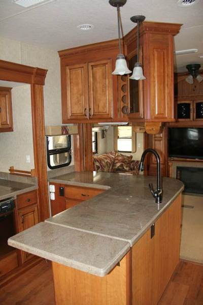 2011 Nu-Wa Champagne 38CKRD  - Tucson AZ