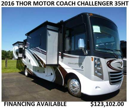 2016 Thor Industries Motor Coach Challenger 35HT