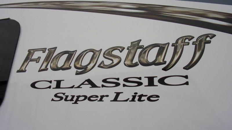 2016 Forest River Flagstaff Classic Super Lite 831RESS - Tucson AZ