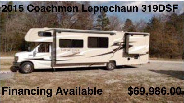 2015 Coachmen Leprechaun 319DSF  - Tucson AZ