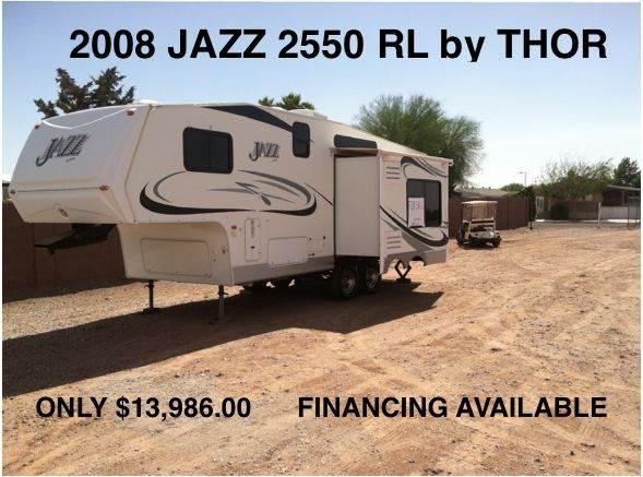 2008 Thor Industries Jazz 2550 - Tucson AZ