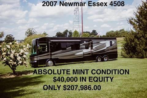 2007 Newmar Essex