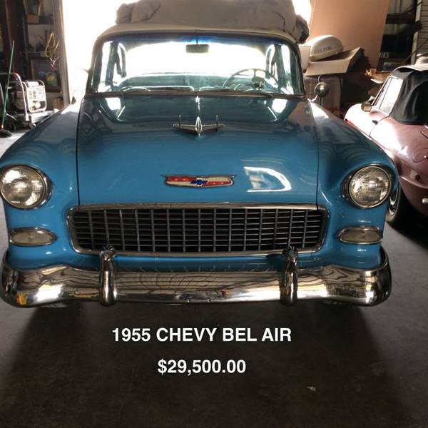 1955 Chevrolet Bel Air  - Tucson AZ
