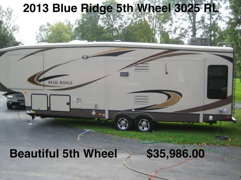 2013 Forest River Blue Ridge 3025RL - Tucson AZ