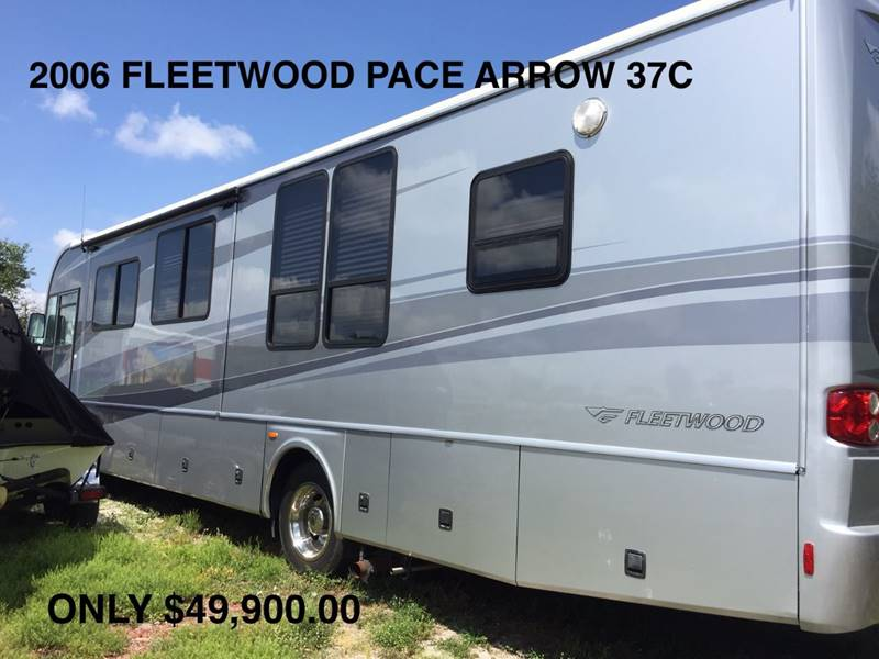 2006 Fleetwood Pace Arrow 37C - Tucson AZ