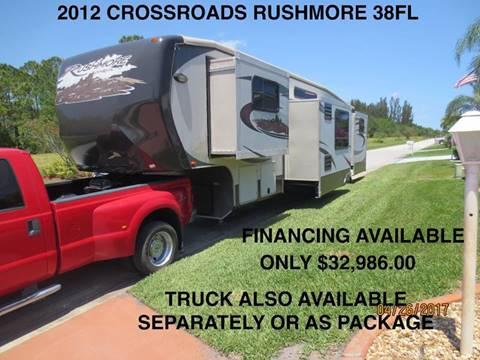2012 Crossroads Rushmore