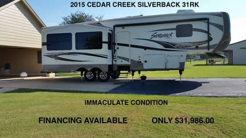 2015 Cedar Creek Silverback