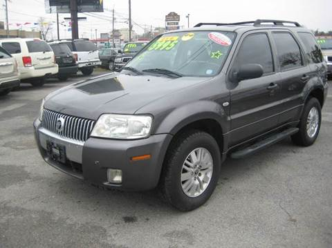 2005 Mercury Mariner for sale at Craven Cars in Louisville KY