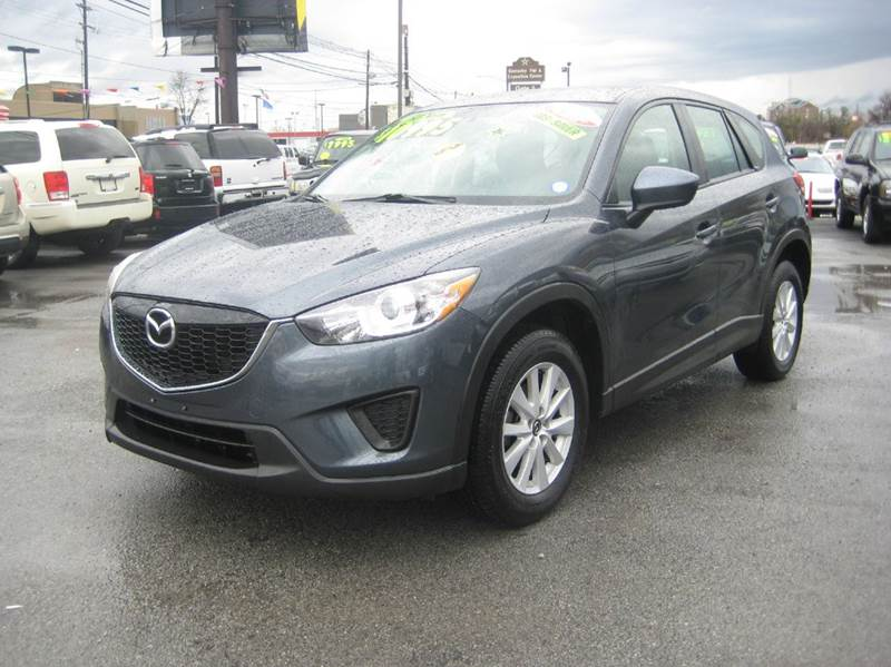 2013 Mazda CX-5 for sale at Craven Cars in Louisville KY