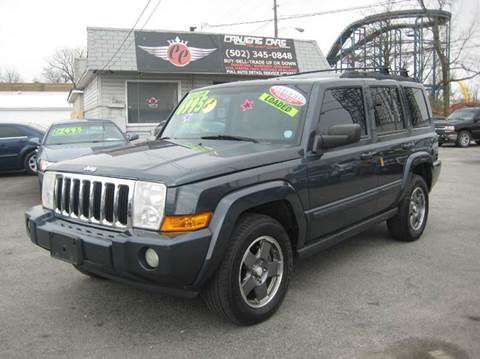 2007 Jeep Commander for sale at Craven Cars in Louisville KY