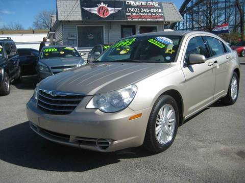2008 Chrysler Sebring for sale at Craven Cars in Louisville KY