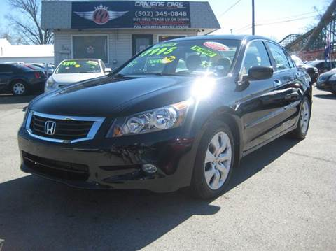 2008 Honda Accord for sale at Craven Cars in Louisville KY