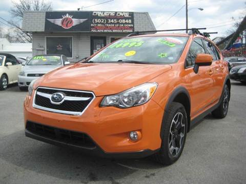 2013 Subaru XV Crosstrek for sale at Craven Cars in Louisville KY