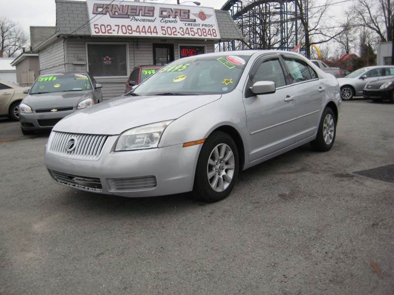 2006 Mercury Milan for sale at Craven Cars in Louisville KY