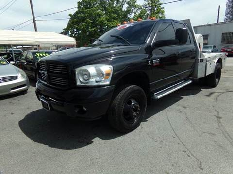 2008 Dodge Ram Pickup 3500 for sale at Craven Cars in Louisville KY