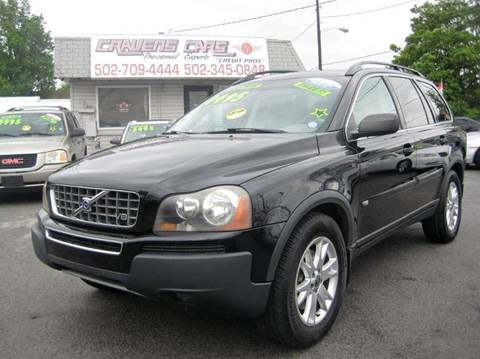 2006 Volvo XC90 for sale at Craven Cars in Louisville KY