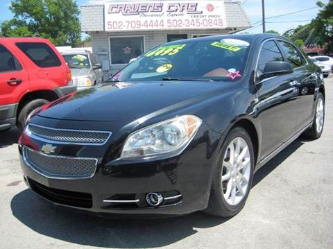 2010 Chevrolet Malibu for sale at Craven Cars in Louisville KY