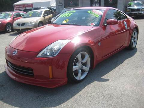 2007 Nissan 350Z for sale at Craven Cars in Louisville KY