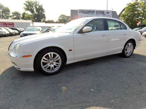 2003 Jaguar S-Type for sale at Craven Cars in Louisville KY