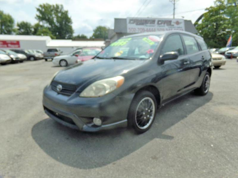 2006 Toyota Matrix for sale at Craven Cars in Louisville KY