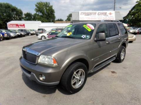 2003 Lincoln Aviator for sale at Craven Cars in Louisville KY