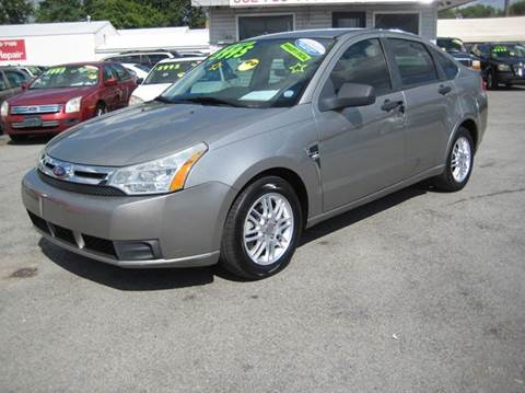 2008 Ford Focus for sale at Craven Cars in Louisville KY