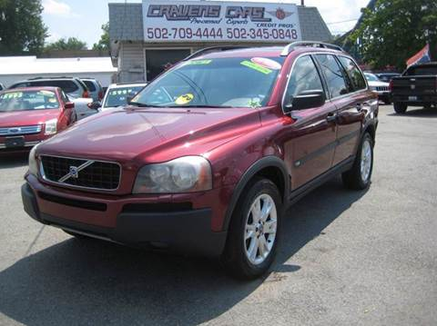 2005 Volvo XC90 for sale at Craven Cars in Louisville KY