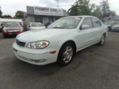2001 Infiniti I30 for sale at Craven Cars in Louisville KY