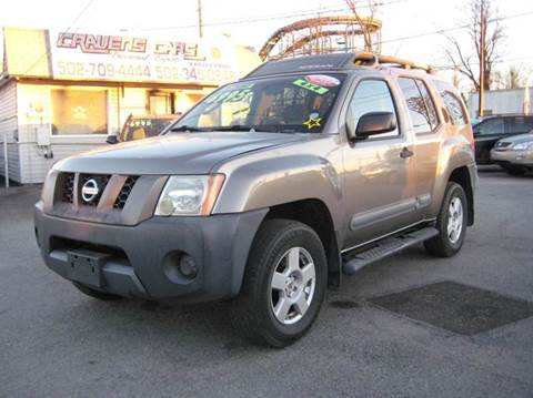 2005 Nissan Xterra for sale at Craven Cars in Louisville KY