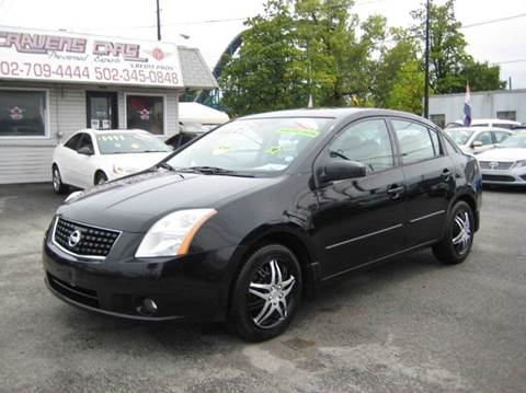 2008 Nissan Sentra for sale at Craven Cars in Louisville KY