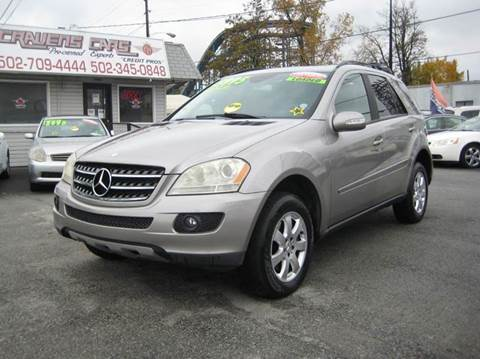 2006 Mercedes-Benz M-Class for sale at Craven Cars in Louisville KY