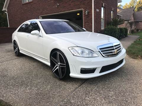 2007 Mercedes-Benz S-Class for sale at Craven Cars in Louisville KY