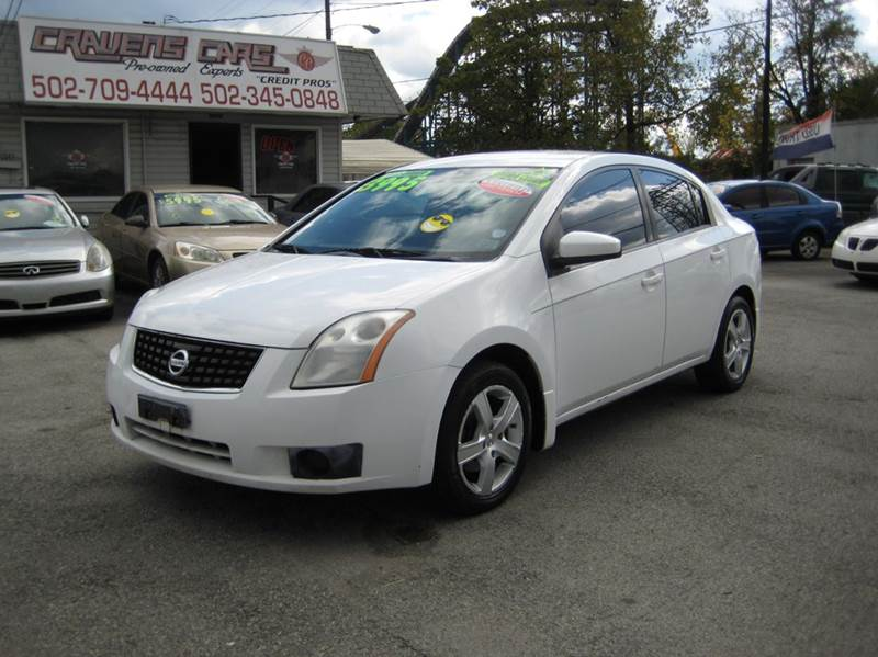 2007 Nissan Sentra for sale at Craven Cars in Louisville KY