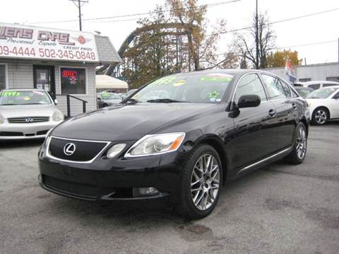 2006 Lexus GS 300 for sale at Craven Cars in Louisville KY