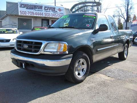 2003 Ford F-150 for sale at Craven Cars in Louisville KY
