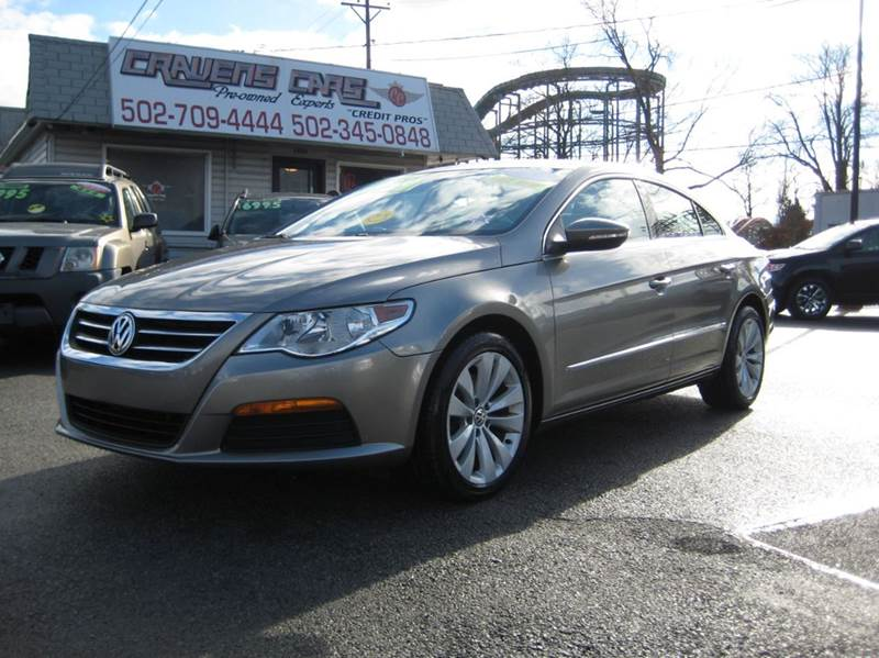 2011 Volkswagen CC for sale at Craven Cars in Louisville KY