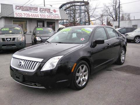 2010 Mercury Milan for sale at Craven Cars in Louisville KY